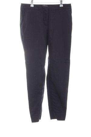 H&M Linnen broek blauw casual uitstraling