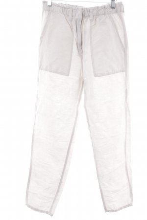 H&M Linen Pants light grey casual look