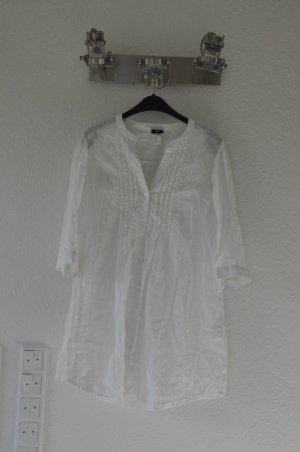 H&M Leinenkleid, weiß, Ibiza Hippie Boho Stil, perfekt für den Sommer