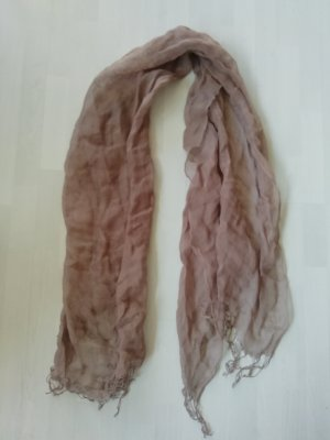 H&M Sjaal mauve