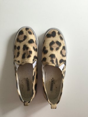 H&M Leoparden Slipons