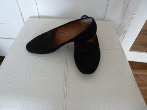 H&M Loafer Ballerinas schwarz Gr. 38