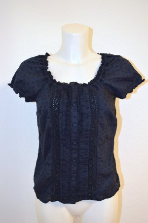 H&M LOGG Bluse Cotton Gr. 34 Neu
