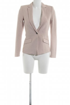 H&M Long-Blazer altrosa Business-Look