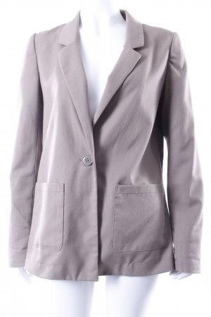 H&M Long-Blazer beige