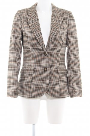 H&M Long-Blazer Karomuster Business-Look