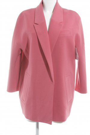 H&M Long-Blazer magenta Business-Look
