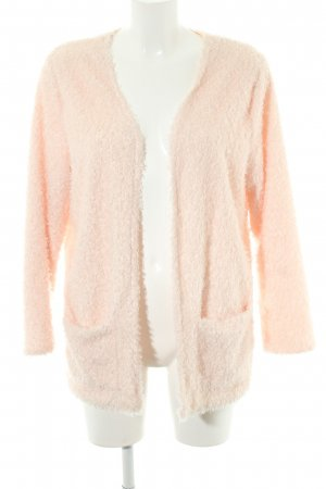 H&M Long-Blazer rosé Casual-Look