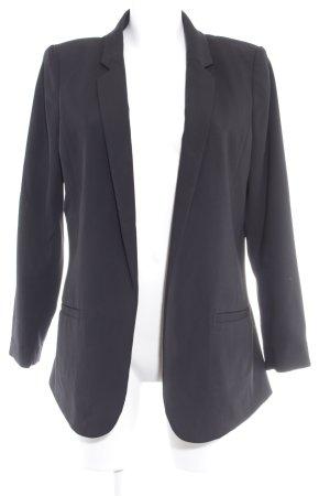 H&M Long Blazer black elegant