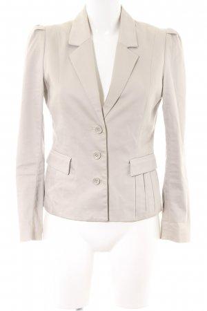 H&M Long-Blazer wollweiß Business-Look