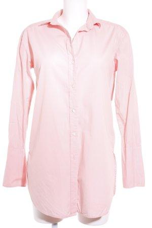 H&M Long-Bluse altrosa schlichter Stil