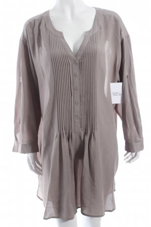 H&M Long Blouse grey classic style