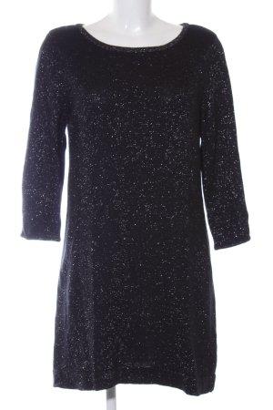 H&M Maglione lungo nero stile casual