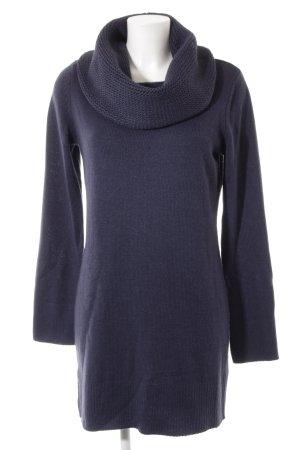 H&M Pull long bleu foncé style décontracté
