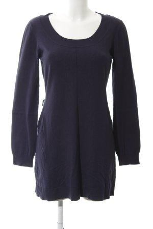 H&M Longpullover dunkelblau Casual-Look
