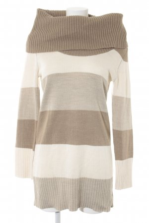 H&M Long Sweater color gradient casual look
