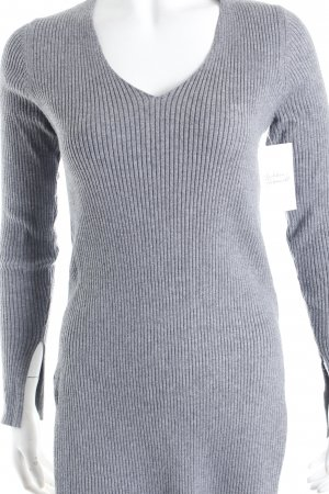 H&M Long Sweater grey casual look