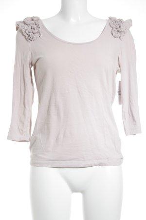 H&M Longsleeve altrosa Casual-Look
