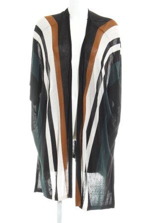 H&M Cardigan lungo smanicato multicolore stile casual