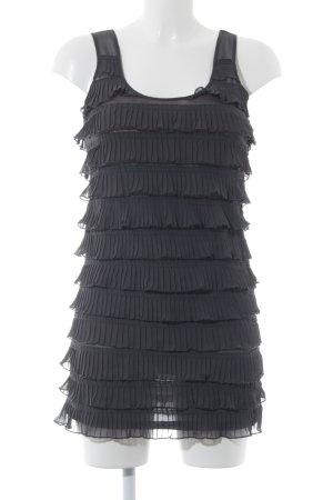H&M Long Top anthracite elegant