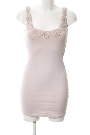 H&M Top lungo rosa pallido stile casual
