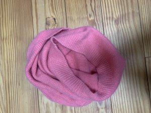 H&M Tube Scarf magenta-pink