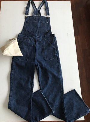 H&M loves Coachella Festival Jeans Latz hose Overall 36/38 S
