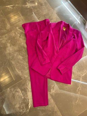 H&M Blazer de esmoquin violeta