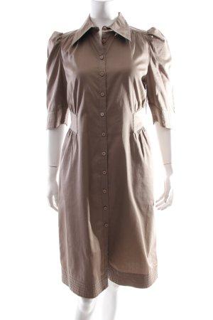 H&M M By Madonna Blusenkleid beige-braun gebraucht kaufen  Wird an jeden Ort in Deutschland