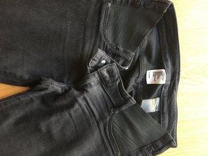 H&M Mama Super Skinny Elastic Low Waist Jeans 36