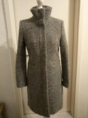 H&M Mantel mit Wolle, grau