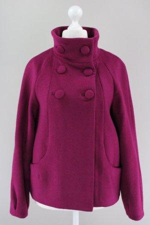H&M Mantel pink Größe M 1709140120497