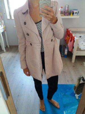 H&M Mantel rose rosa 34 36 XS S Blogger