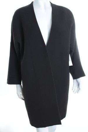 H&M Mantel schwarz Casual-Look