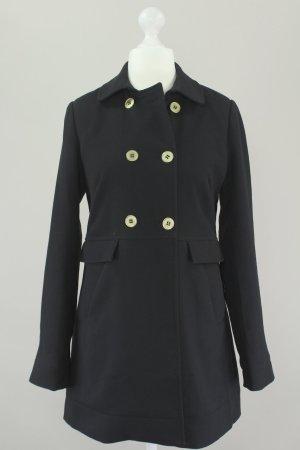 H&M Mantel schwarz Größe 38 1710390210497