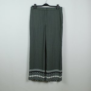 H&M Marlene Trousers multicolored polyester