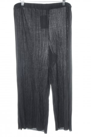 H&M Pantalon Marlene noir style simple