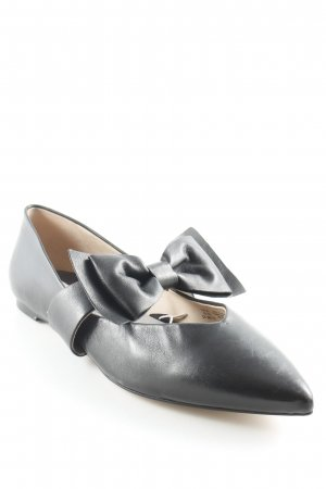 H&M Mary Jane Ballerinas black business style