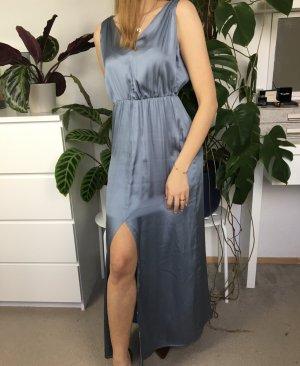 H&M Maxi-jurk veelkleurig Gemengd weefsel