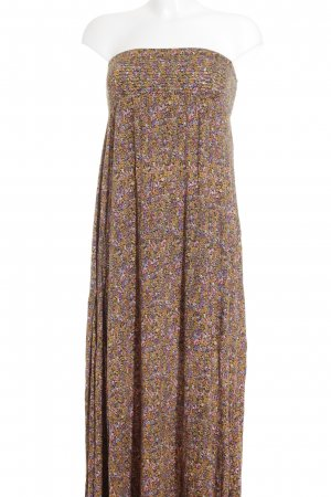 H&M Maxikleid Blumenmuster Beach-Look