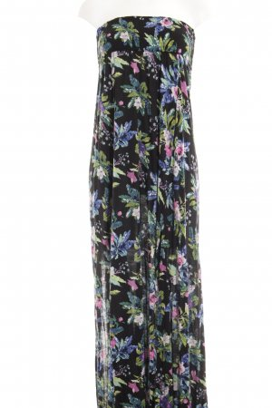 H&M Maxi Dress flower pattern romantic style