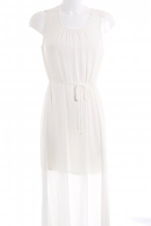 H&M Maxikleid creme Casual-Look