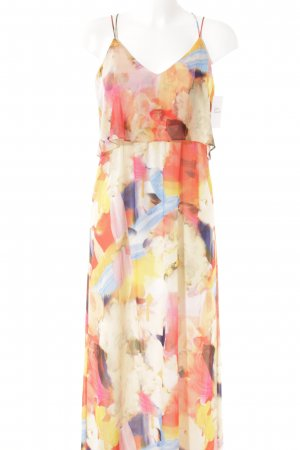 H&M Maxikleid Kunstmuster Beach-Look