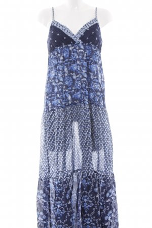 H&M Maxikleid Mustermix Beach-Look