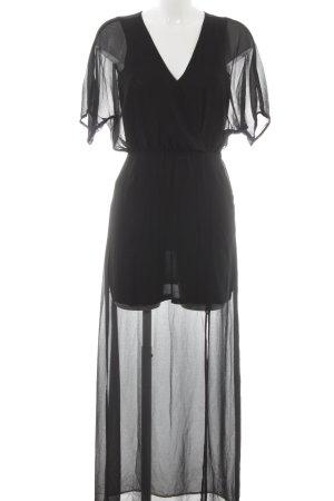 H&M Maxi Dress black Boho look