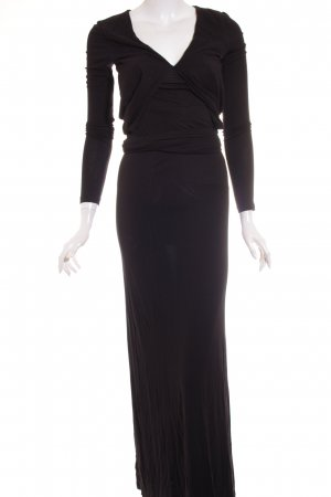 H&M Maxi Dress black elegant