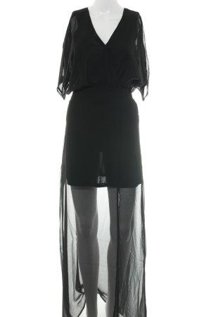 H&M Maxi abito nero elegante