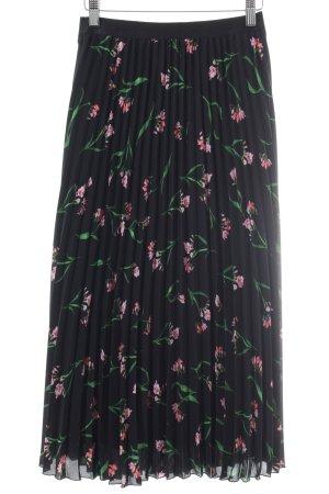 H&M Jupe longue motif de fleur style décontracté