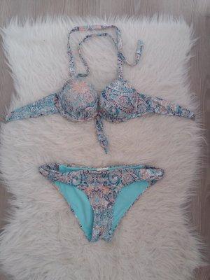 H&M Bikini turchese