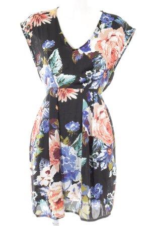 H&M Midi Dress flower pattern classic style